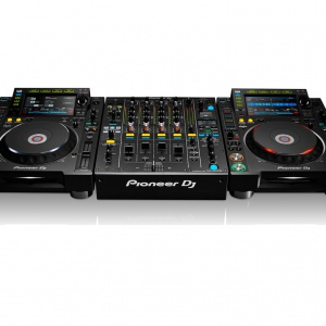 DJ installaties