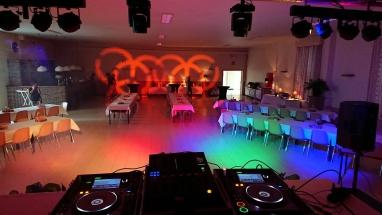 partyset lichten