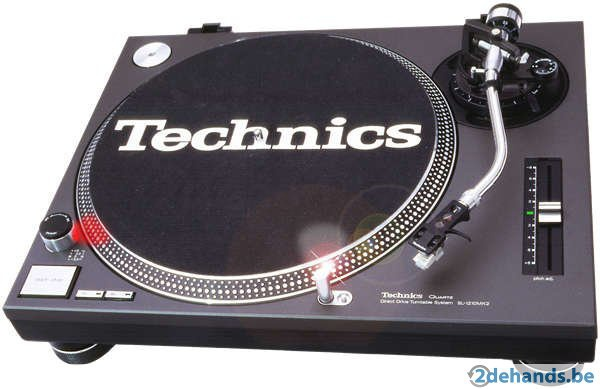 technics SL1210MK2