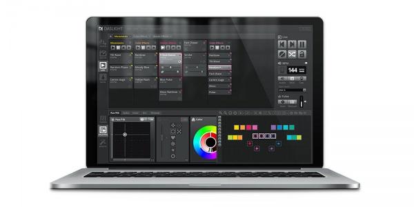 Daslight laptop