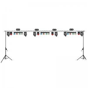 lichtbrug truss blinder movinghead