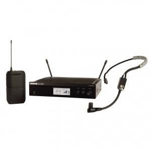 Shure BLX14RE / SM35 headset