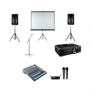 geluid voor presentatie