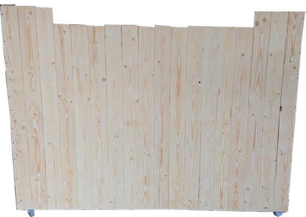 houten dj meubel